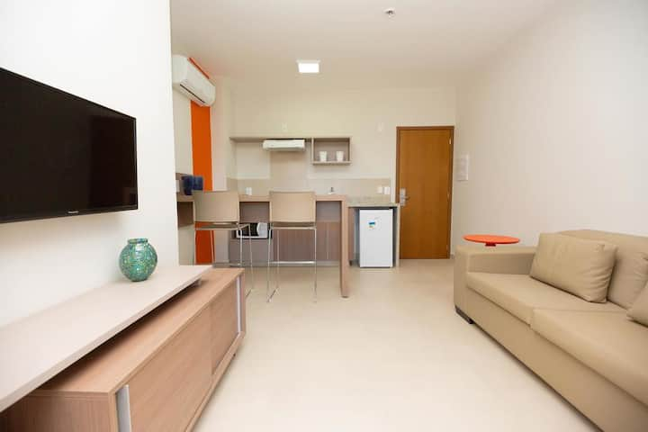 Resort Alta Vista-Caldas Novas -Novo 2quart 2 banh