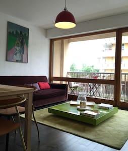 Jolie Appartement ensoleillé au centre de Divonne - Divonne-les-Bains - Daire