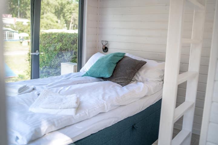 Domek 2+1 osobowy STANDARD HOTELOWY, 300m od morza