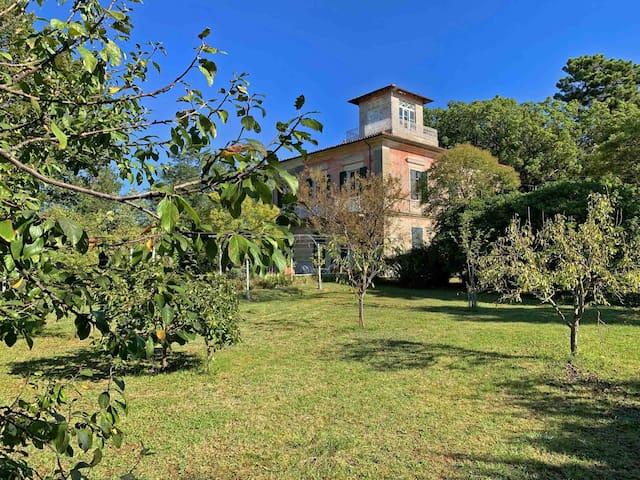 Villa Carlotta 9P Garden, WiFi, BBQ near to 5Terre