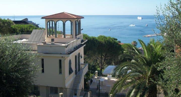 Villa storica religiosa a Santa Margherita Ligure