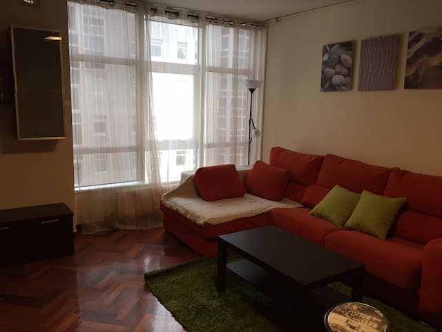 Apartment close to airport and sea - La Coruña - Appartement