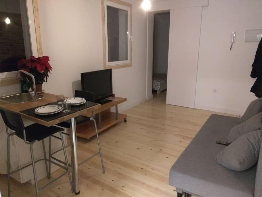 Precioso piso moderno en centro de madrid con wifi - Pisos modernos madrid ...