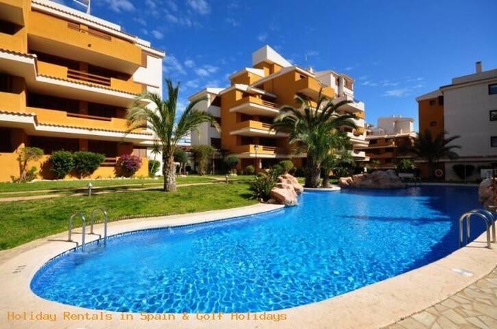 Punta Prima 2 Bed Luxury Apartment (W1) - Punta Prima - Huoneisto