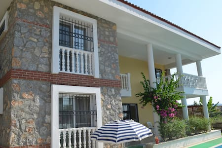 Double Room in Calis - フェティエ