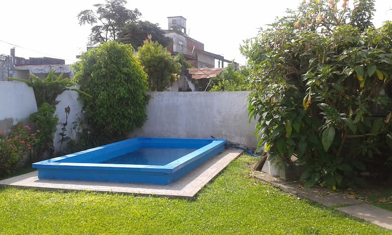 Nice house-Private room-WiFi-pool - Gregorio de Laferrere - Casa