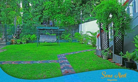 SeneNest home stay & tours Negombo(Just like Home)