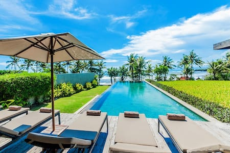 Bali Mengening 1 (Beachfront Villa in Canggu) - Mengwi