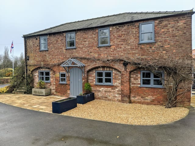 Dragonfly Cottage, Covenham Holiday Cottages