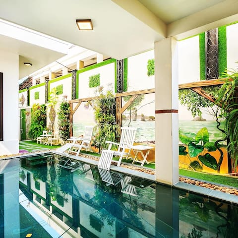 HoiAn Best Location ⭐ Rooftop and Free Pool 4.3 ⭐
