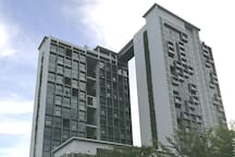 The Square condominium - Tower 1 and Tower 2