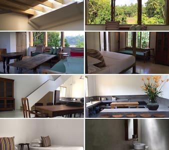 Skylight House - 2 Rooms - Talpe - Huis