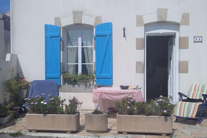 Maison 90m² à 100M des Plages - Quiberon - Dům
