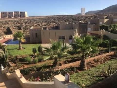 Maison de grand confort dans le sud du Maroc
