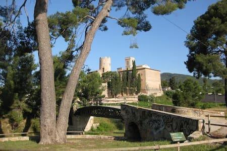 Habitación doble cama de matrimonio - Sant Pere de Ribes