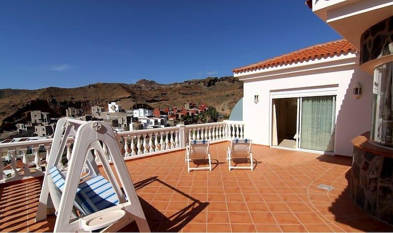 Paradise in Gran Canaria - Mogán - Rumah