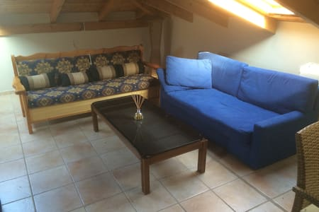 Warm, hommy 1 bedroom flat - Drosia