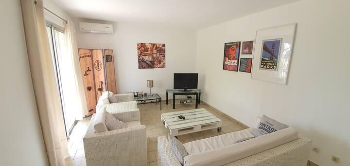 Appartement cozy proche plage et aéroport