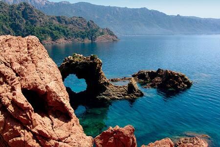Splendide villa à 5 minutes de la mer - Sollacaro - Villa