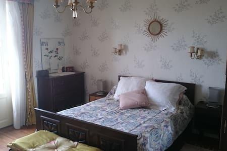 chambre avec vue sur la ville - Albi