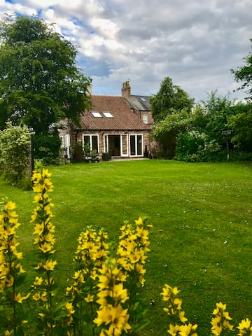 Cottage in village close to York.