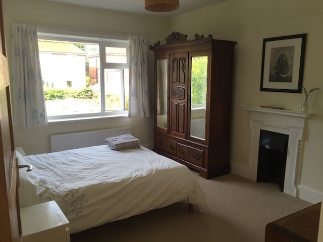 Sunny room in heart of Southbourne - Bournemouth - Hus