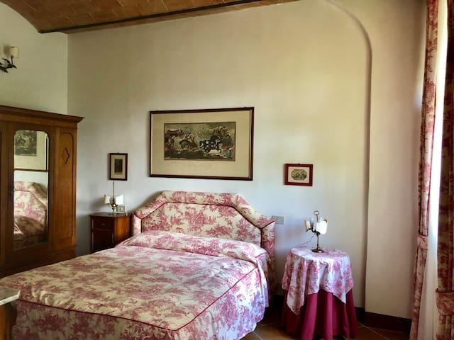 Bedroom 1 La Corte