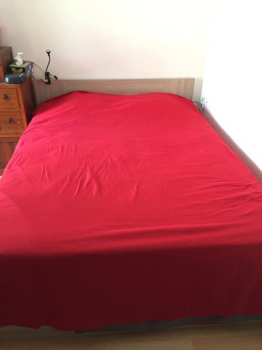 Le lit 2 places