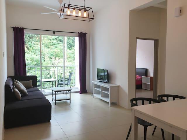Cameron Golden Hills - Somersquare 1 (3R2B) - Brinchang - Apartamento