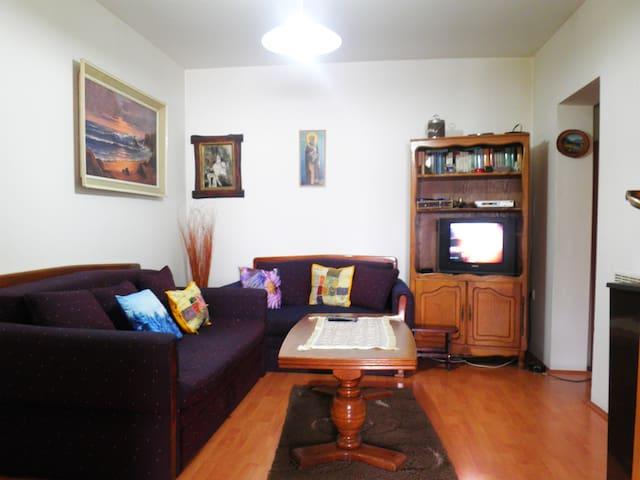 Apartment in the city center - Žabljak - Apartamento