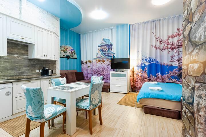 "Dalaman-Rostov apartment ""Сакура"" Доломановский"