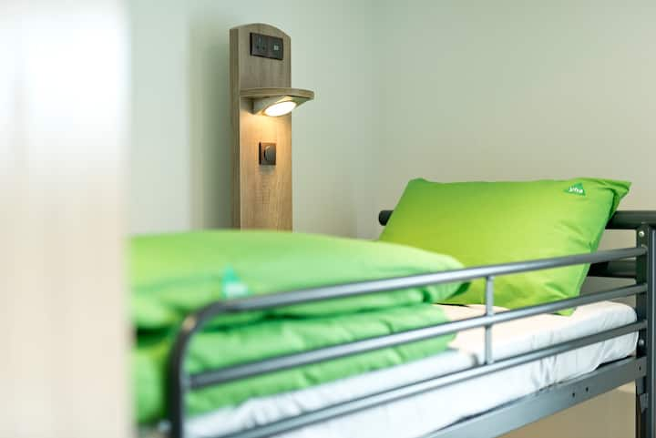 4 Bed Private Room (incl. 1 Double Bed) - Ensuite