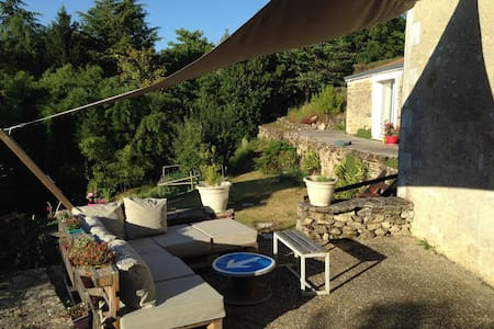 2 Chambres dans petit village - Saint-Simeux - Rumah
