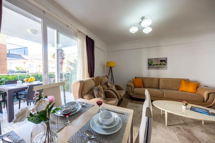 Mükemmel bir tatil için kusursuz bir ev (Likya H2)