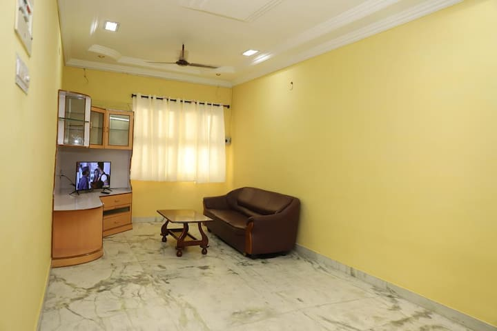 Cozy/Budget Serviced Apartment in Madurai