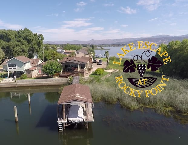 Lake Escape at Rocky Point- Only $299 thru May