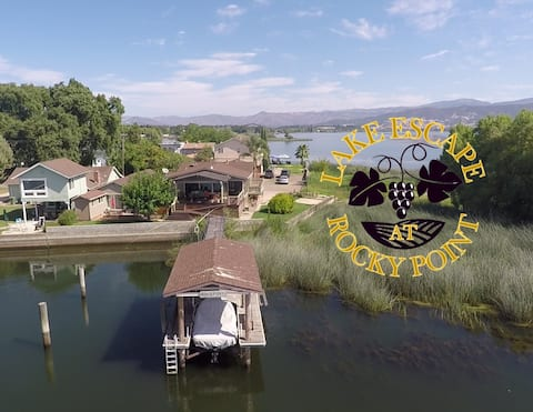 Lake Escape at Rocky Point