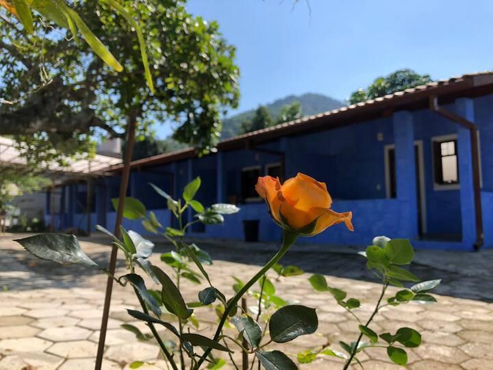 Flats Casa Pitanga - 130 m da praia qto1