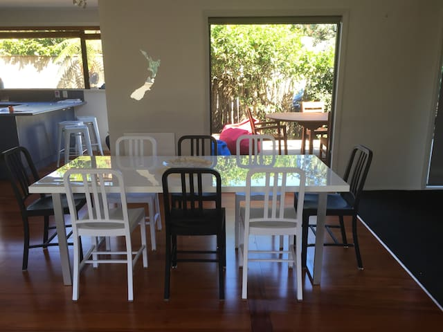 OLDE BEACH HAVEN - FREE WIFI, CLEANING AND LINEN - Waikanae - Pensió