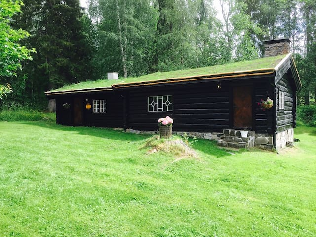Charming log cabin x-country heaven - Lillehammer - Cabin