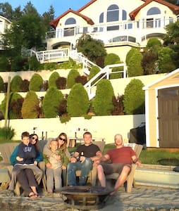 Luxury waterfront B&B diamond lake - Newport - Bed & Breakfast