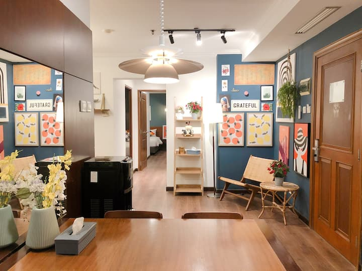 youre.at Palermo - A Midcentury 4BR/110sqm