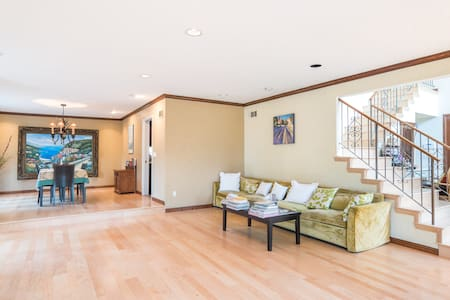 Private Wing in Quiet & Bright Home - Calabasas