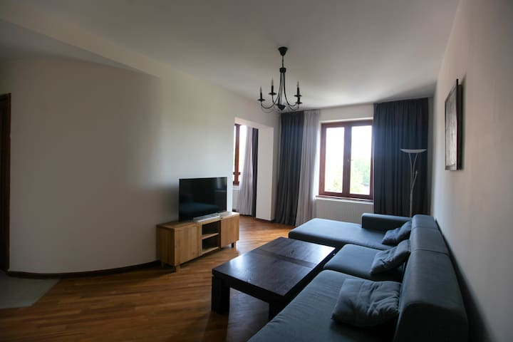Newly renovated apartment in the city center