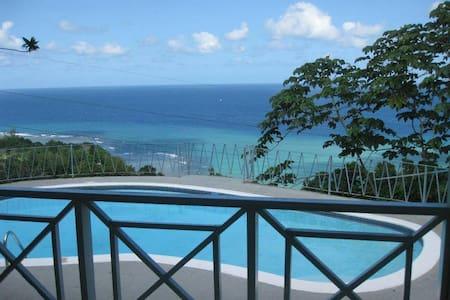 Private Villa with Private Pool & Pvt Beach Access - Boscobel