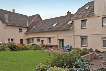 Holiday apartment with 2 bedrooms on 70m² in Fürstenberg