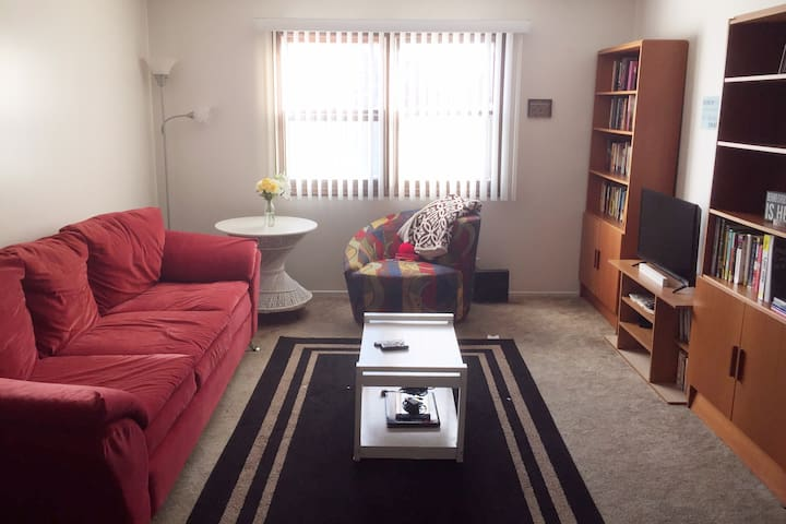 Warm and Cozy Two Bedroom - Lincoln - Apartemen