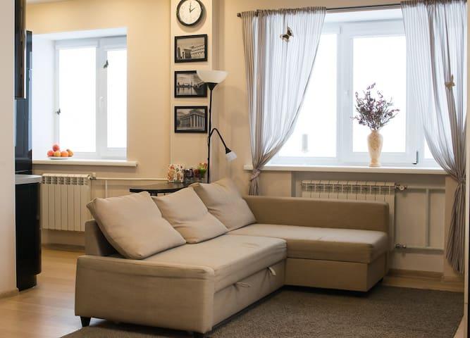 Комфортная и удобная квартира - Novosibirsk - Apartment