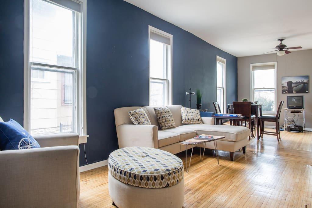 Allentown 3 bedroom. Location. Comfy. Classic ...