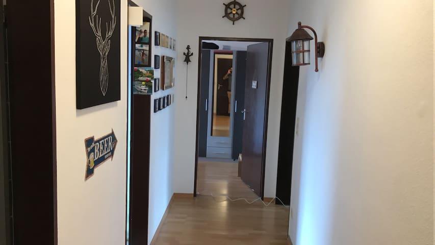Gemütliche 2 Zimmer Wohnung! - Regensburg - Leilighet
